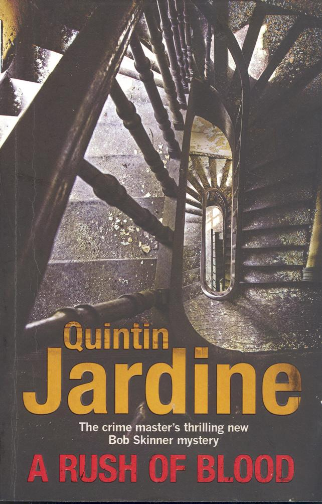 Iain 39 s recommended book series for Quintin jardine